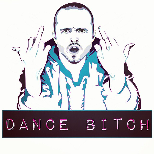 image of dance, bitch