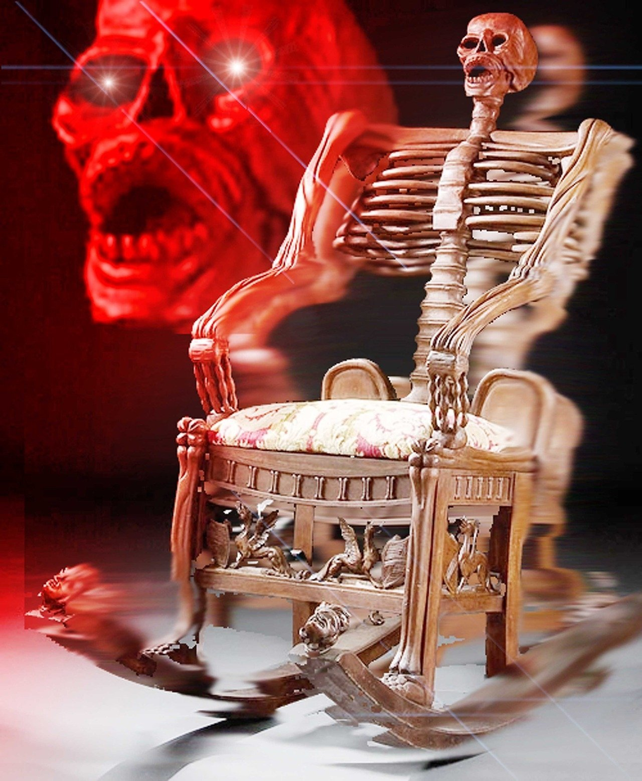 image of Skeleton Chair