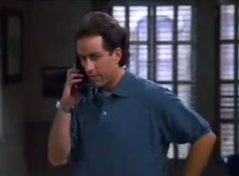 image of Seinfeld - The Voice - Hello 1