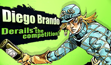 image of Diego Brando's Theme