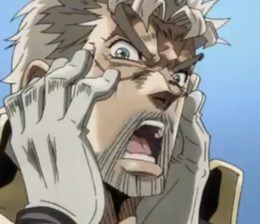 image of Joseph Joestar-SON OF A BITCH
