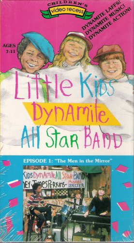 image of Little Kids Dynamite All Stars