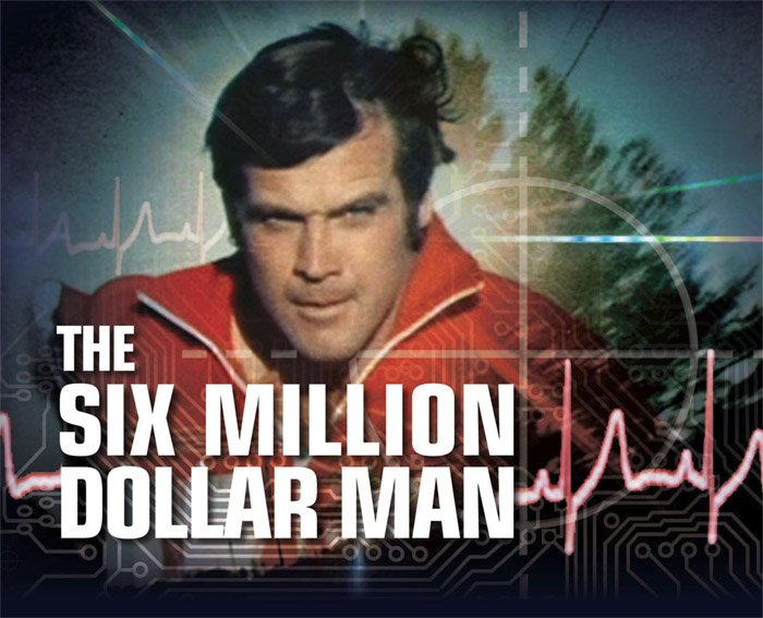 image of Six Million Dollar Man