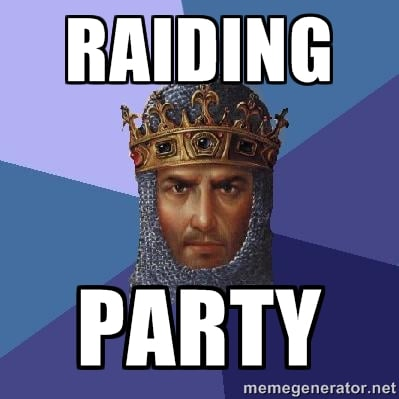image of Raiding Party