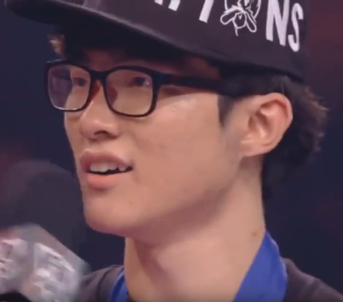 image of Faker English