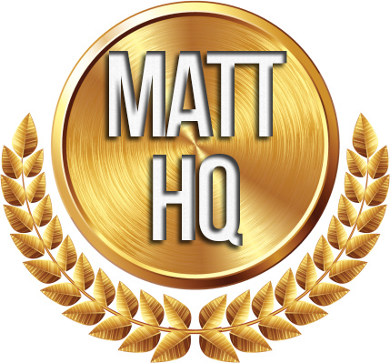 image of Break free = MattHQ