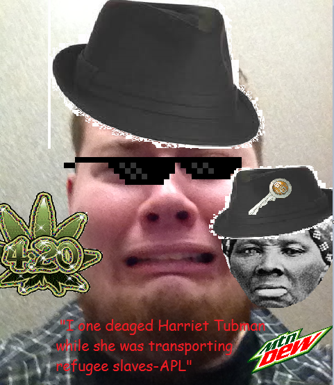 image of Harriet Tubman One Deag'd