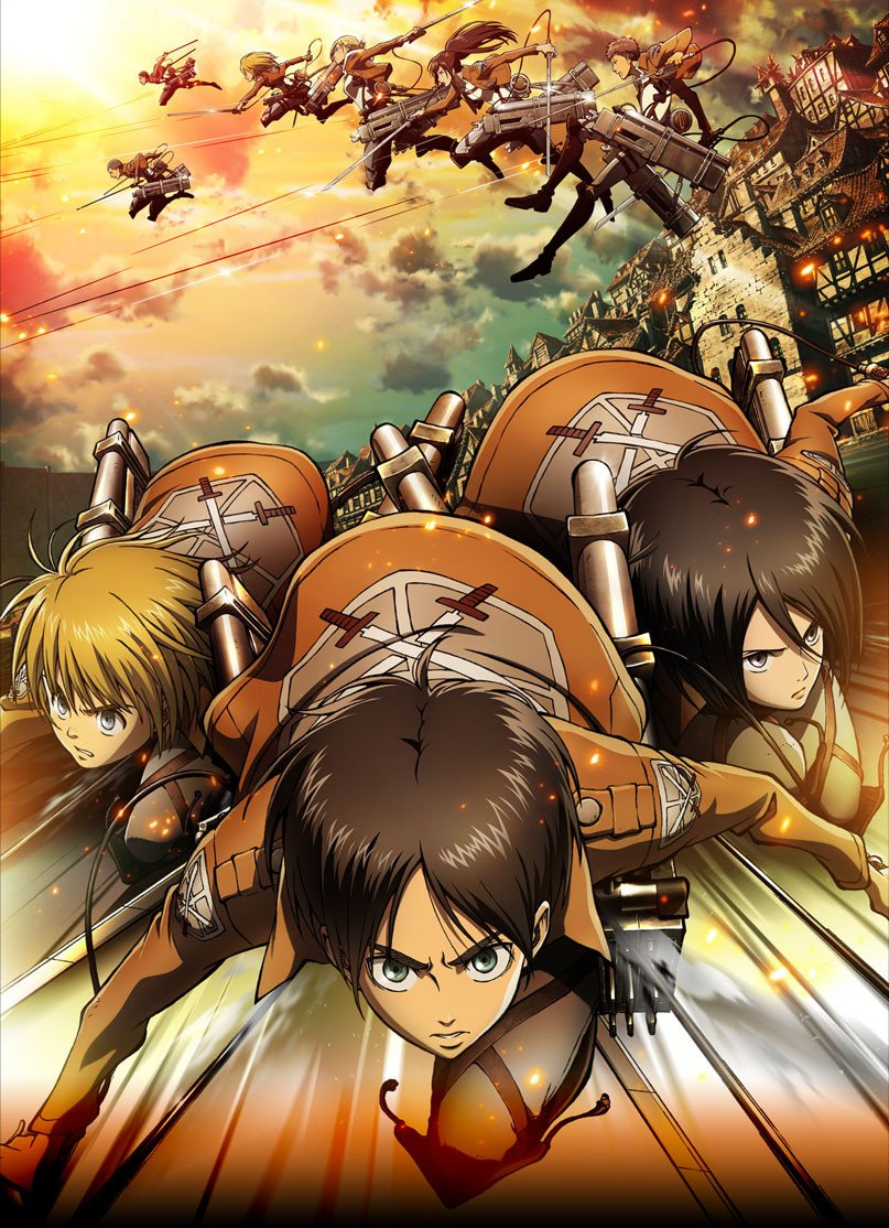 image of Attack on Titan OP