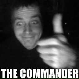 image of I Know The Commander