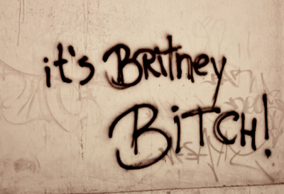 image of It's Britney BITCH!