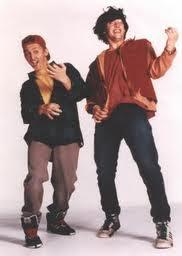 image of Bill & Ted (Excellent Riff!)