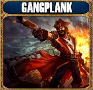 image of Gank Plank BR