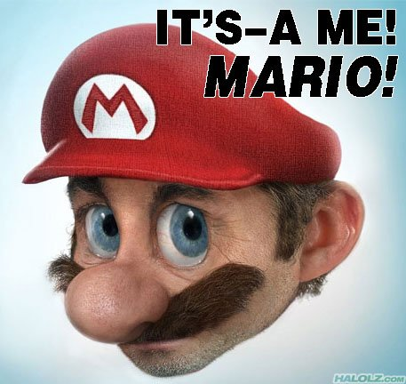image of Its A Me, Mario