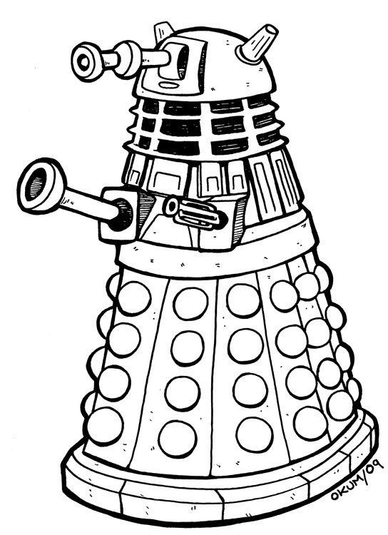 image of Dalek Explain