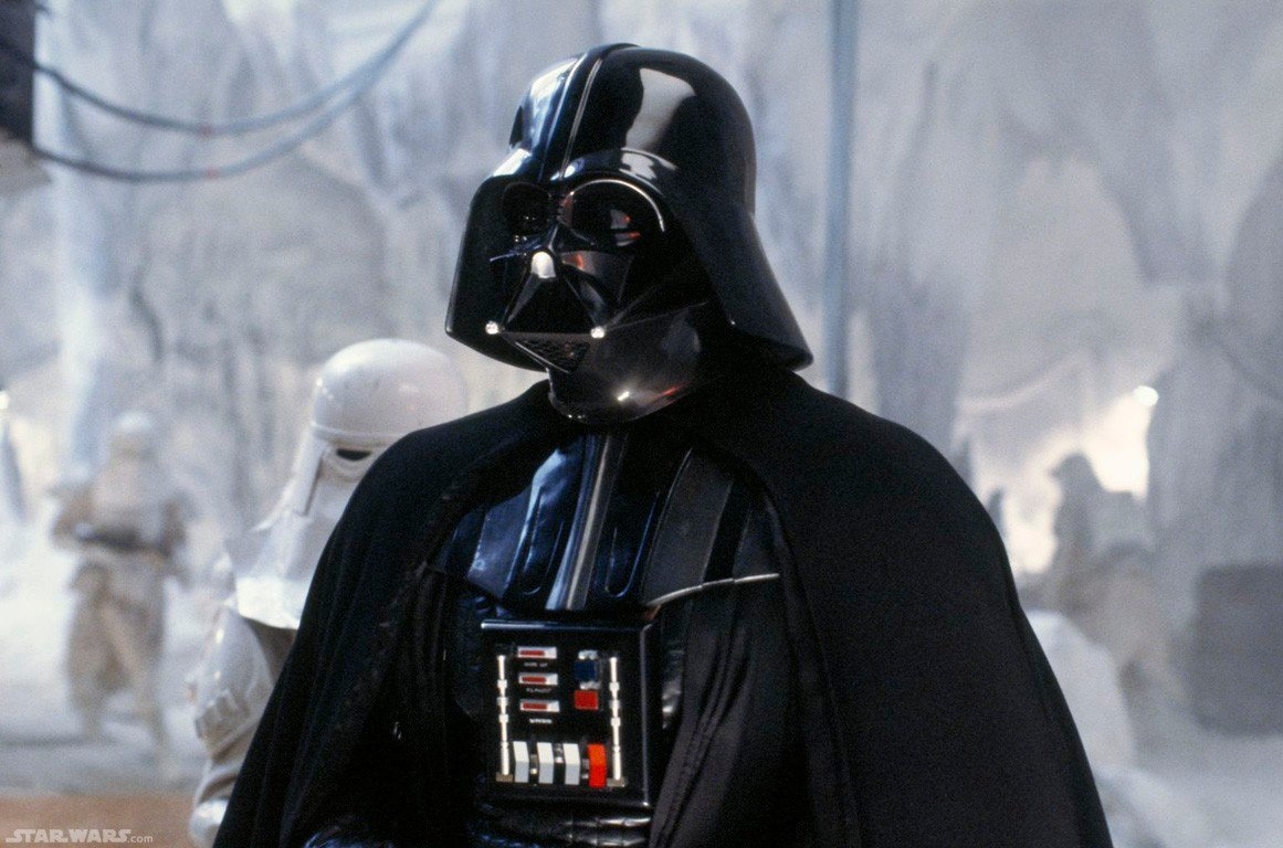 image of Darth Vader's breath