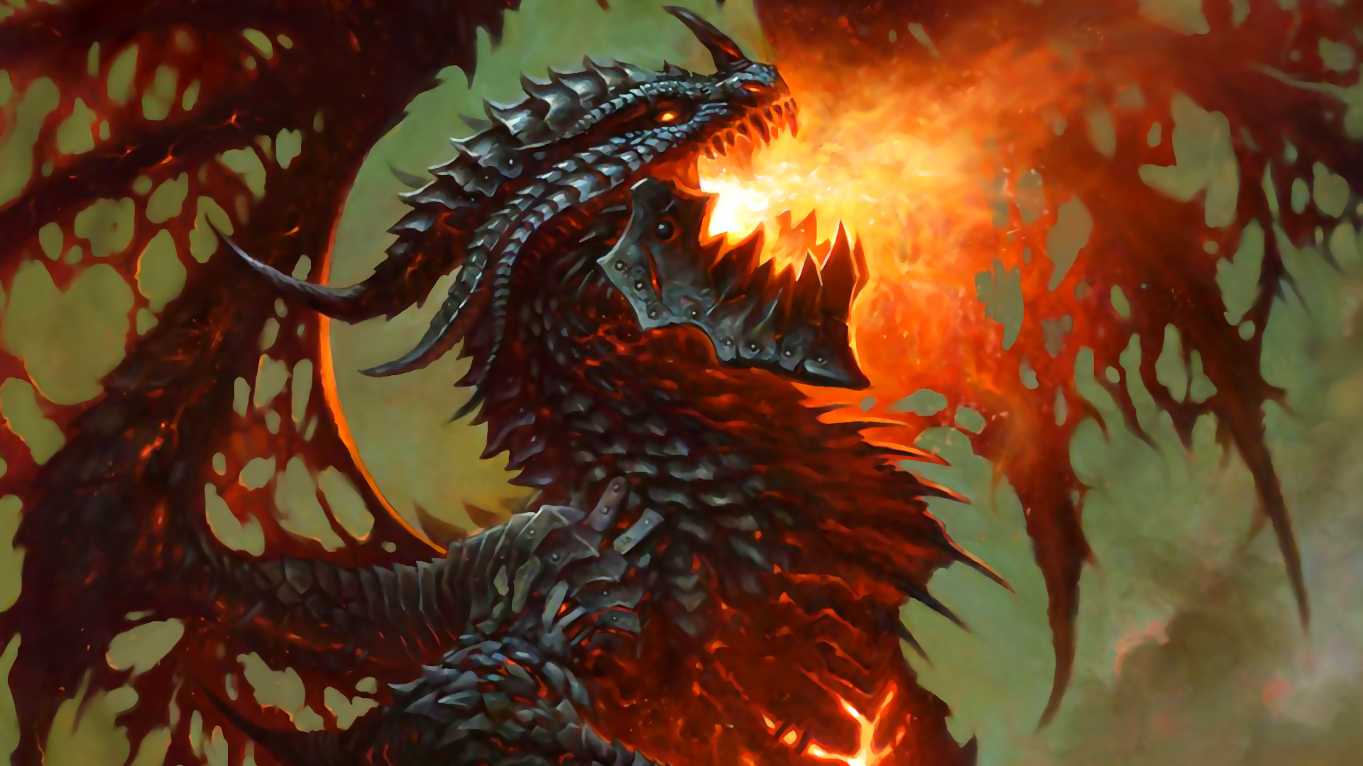 image of Deathwing, Dragonlord