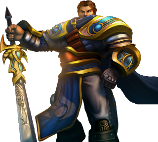 image of Garen Demacia Bug