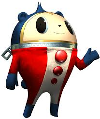 image of Teddie Grew a Body - Persona 4