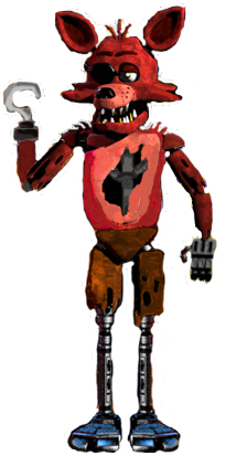 image of Foxy