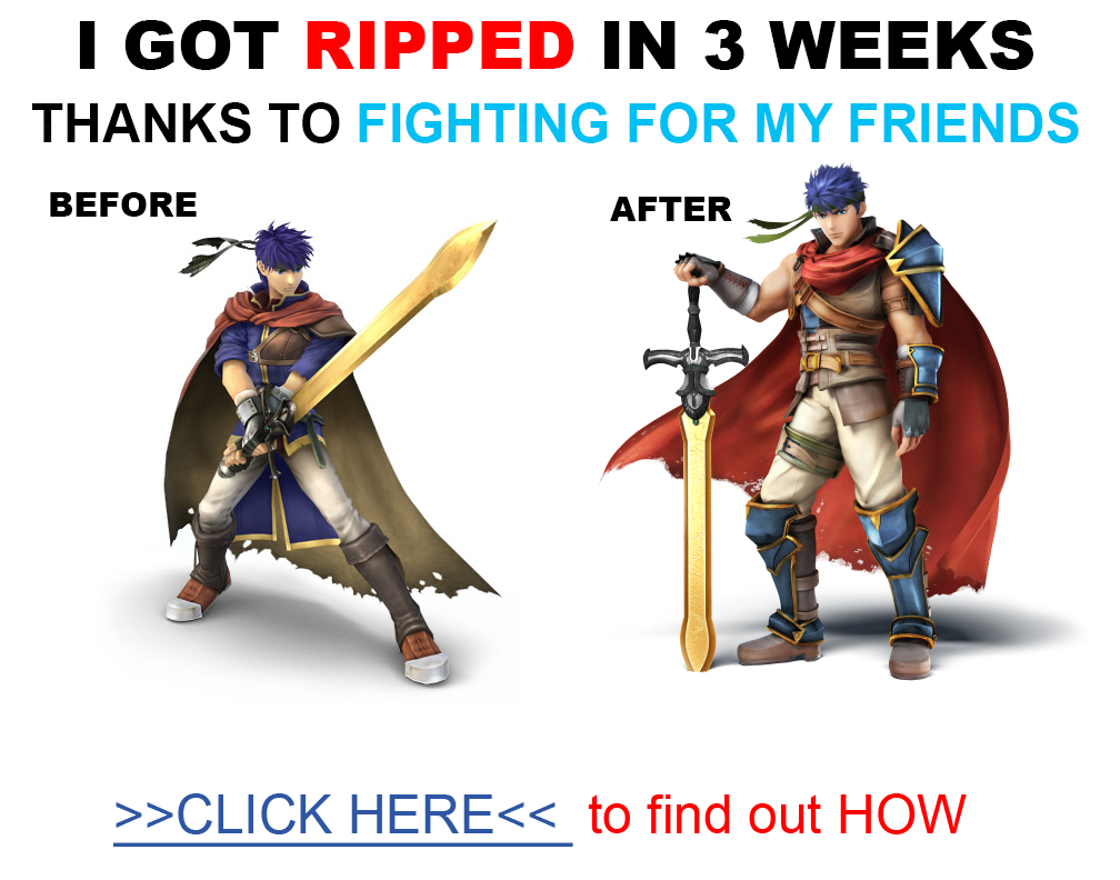 image of I fight for my friends