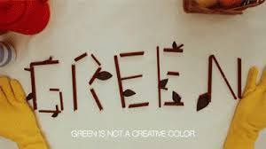 image of Creative Color Green