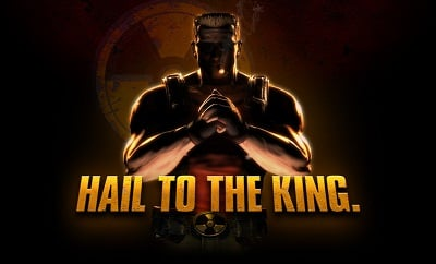 image of Hail to the king baby!