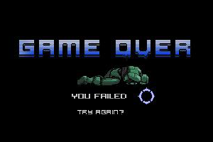 image of Game Over Halo