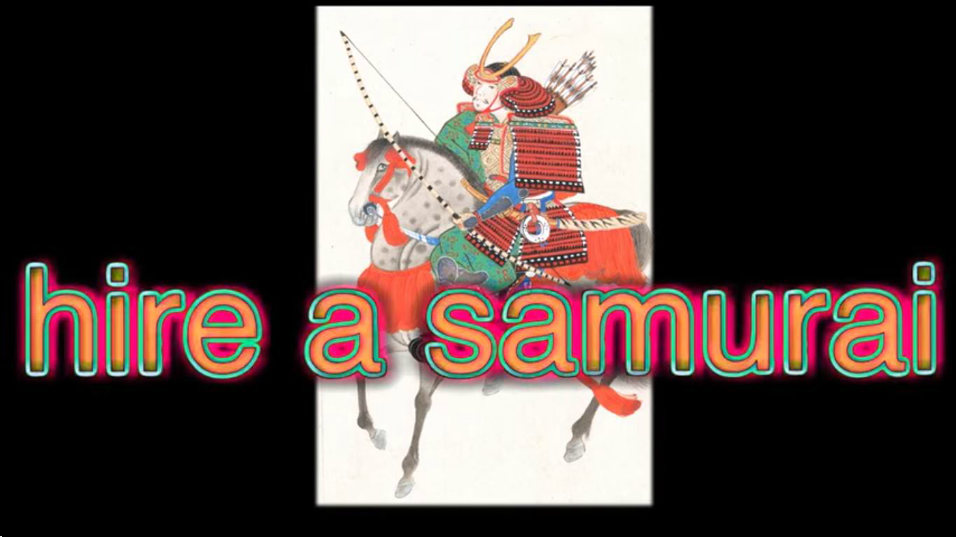 image of Hire a Samurai