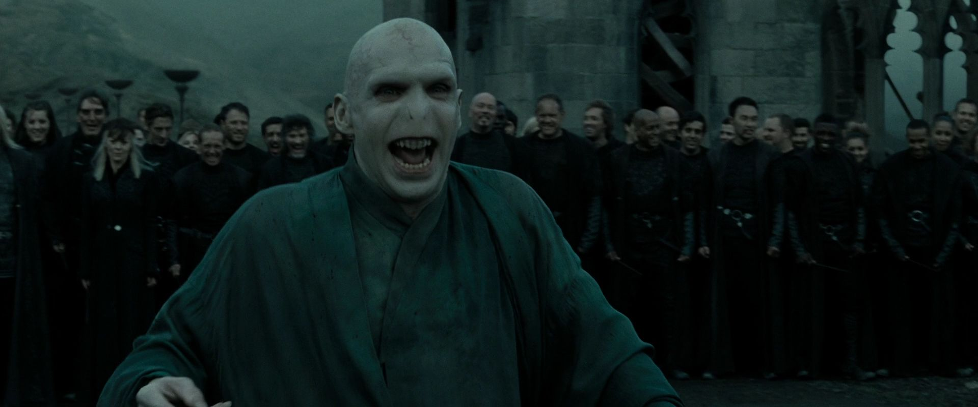 image of Voldemort's epic screams