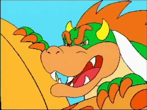 image of That creepy Bowser's laugh