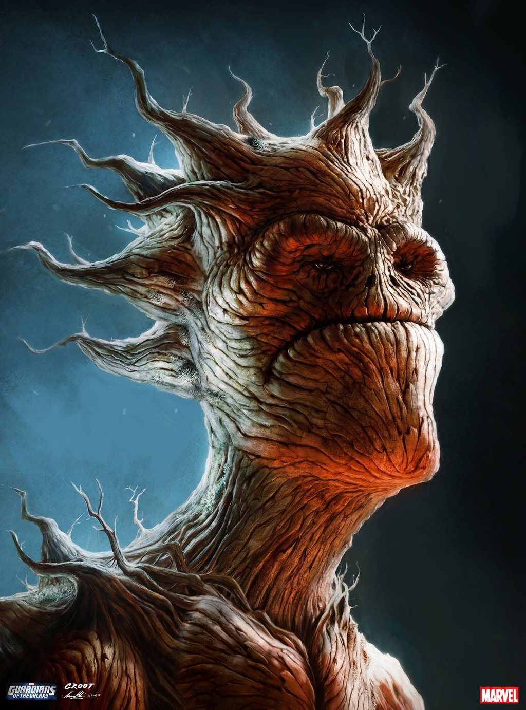 image of I AM GROOT.