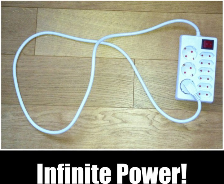 image of Infinite Power!