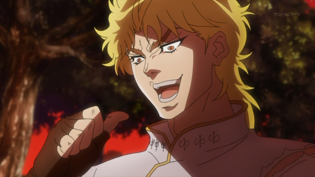 image of It was me DIO Brando