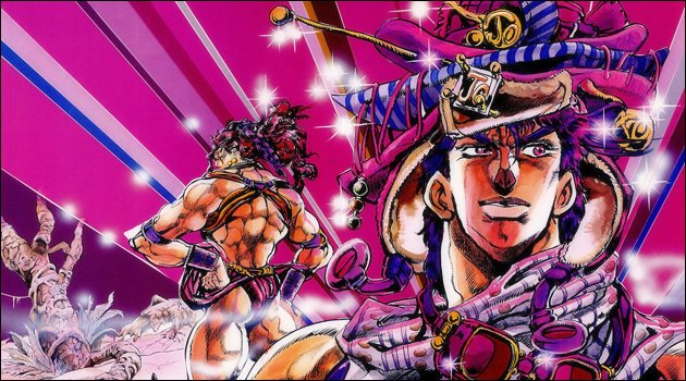 image of to be continued jojo  bizzarre