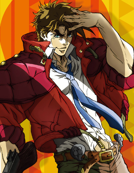 image of Joseph Joestar - Very Nice