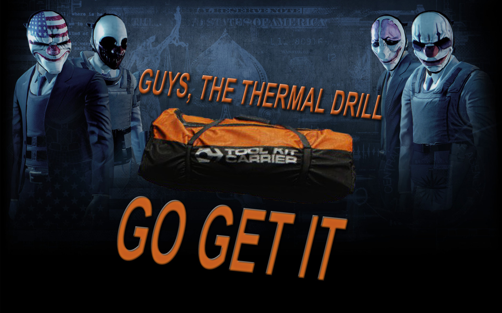 image of The Thermal Drill