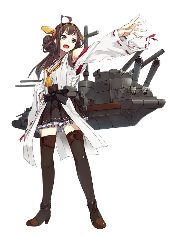 image of kongou zenhoumon FIRE