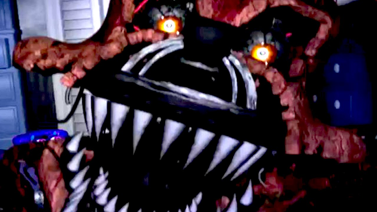 image of FNAF 4 Jumpscare