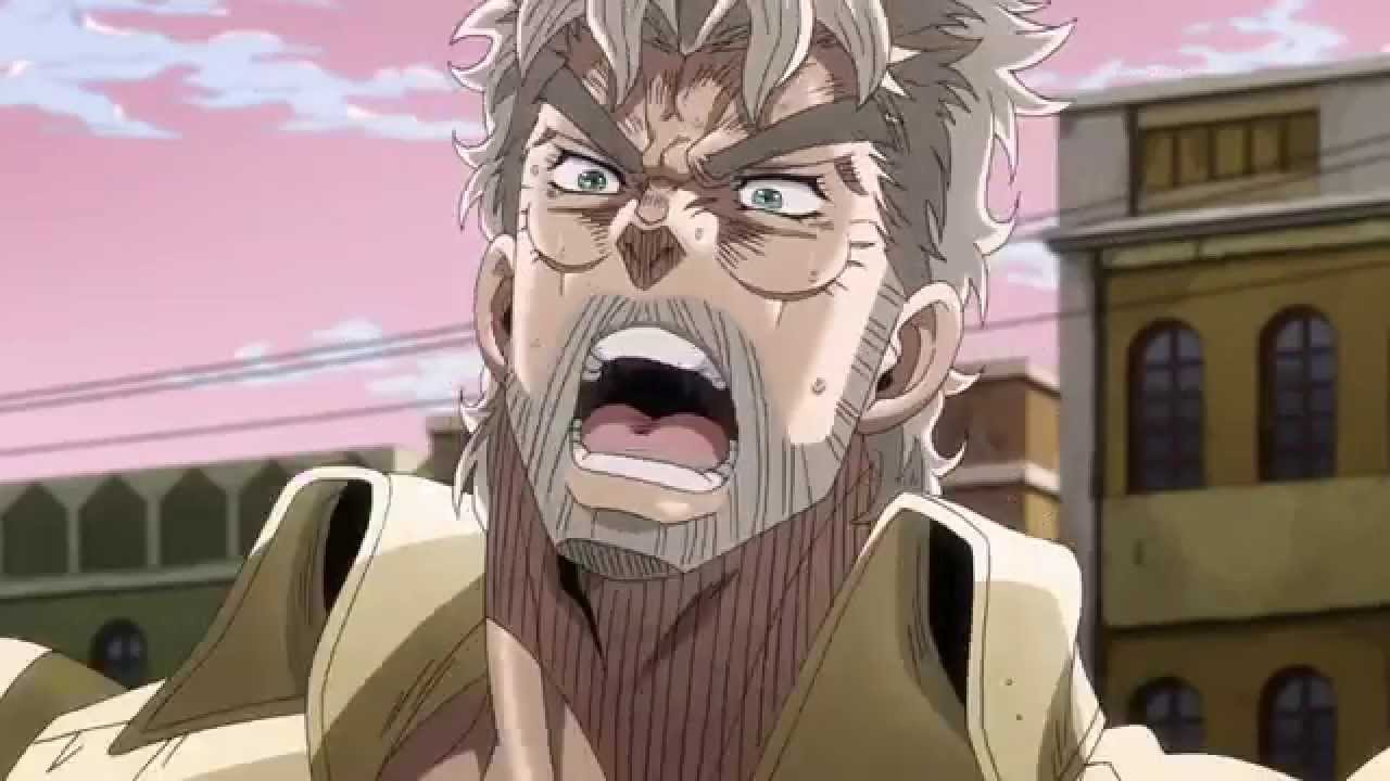 image of Joseph Joestar - Oh No