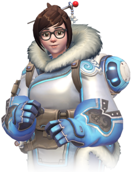 image of Mei is sorry.