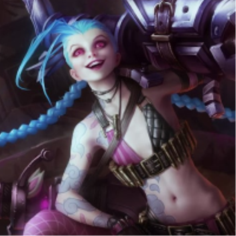 image of Jinx - Laugh