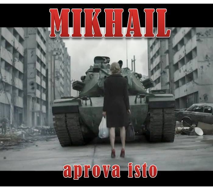 image of Mikhail