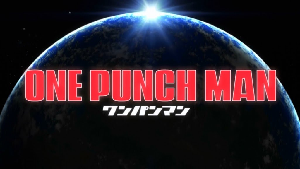 image of One Punch Man Opening