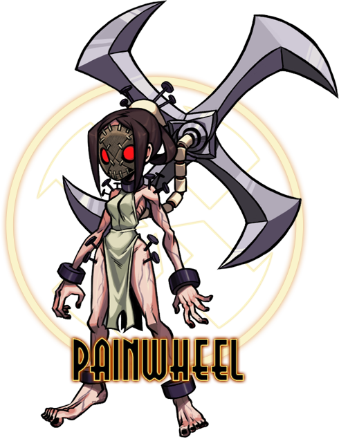 image of Painwheel - GET OUT OF MY HEAD