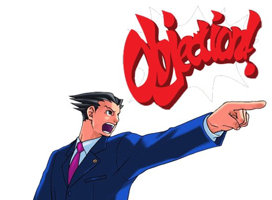 image of Objection!