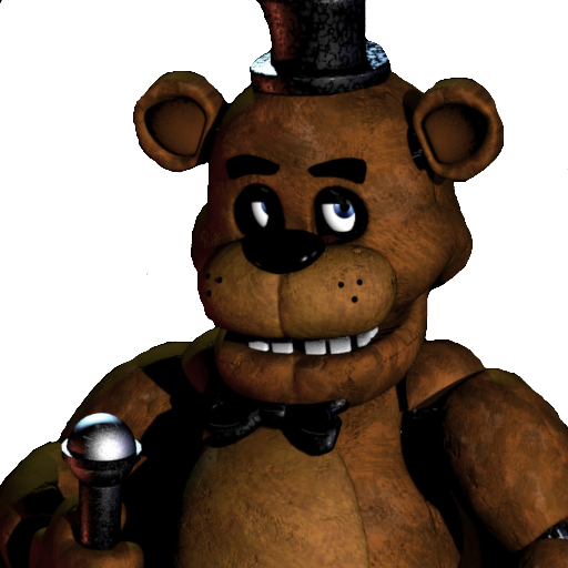 image of Freddys honking nose