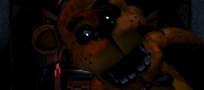 image of FNaF Scream