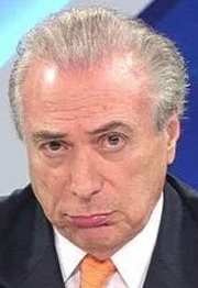 image of #ForaTemer