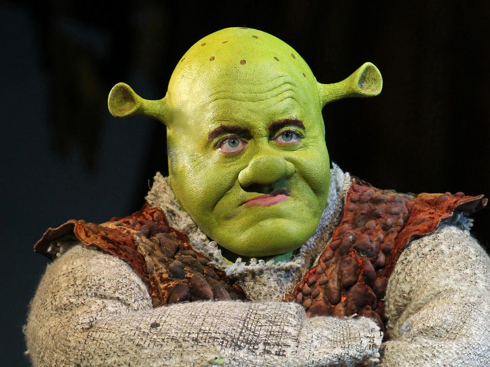 image of Shrekcena