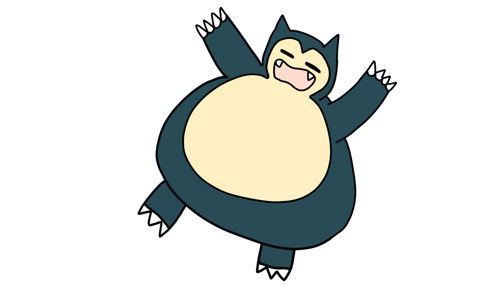 image of SNORLAX